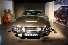 """Londoner Ausstellung """"Bond in Motion"""" zeigt James Bond Autos und technische Spielereien"""