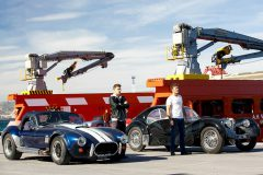 "Rasante Oldtimer-Action ""Overdrive"" in den deutschen Kinos"