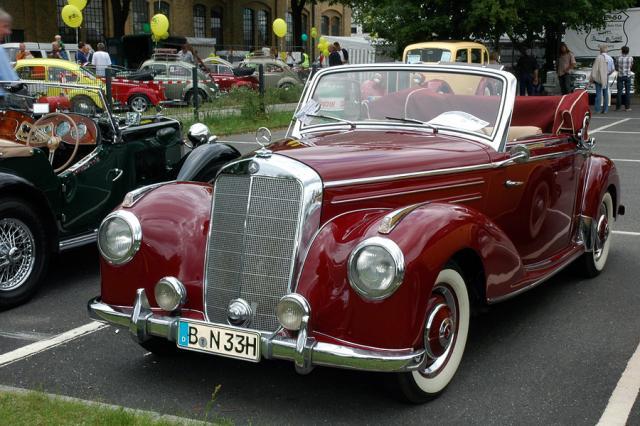 Oldtimer-Tage Berlin-Brandenburg