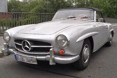 Mercedes-Benz 190 SL Oldtimer