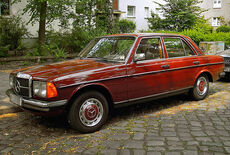 Mercedes-Benz 200 D (W123) Oldtimer