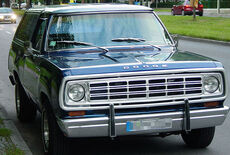 Dodge Ramcharger SE Oldtimer