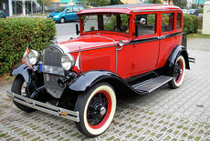 Ford A Sedan Oldtimer
