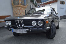 BMW 2800 CS Oldtimer