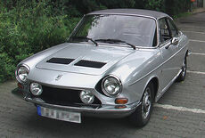 Simca-Chrysler 1200S Coupe' Oldtimer