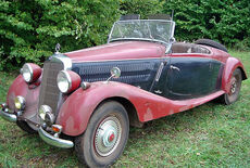 Mercedes-Benz 170 V Roadster Oldtimer