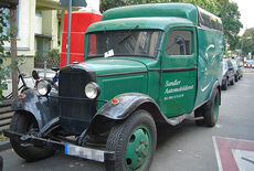 Ford BB Oldtimer