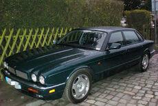Jaguar XJR Oldtimer