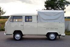 VW T2a Doppelkabine Oldtimer