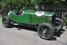 Bentley 4 1/4 L Oldtimer