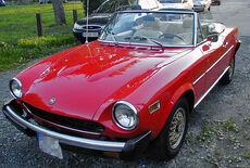 Fiat Spider Oldtimer