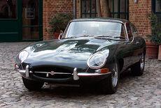 Jaguar E-Type Serie I Oldtimer