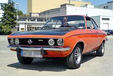 Opel Manta A Oldtimer