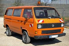 VW T3 Transporter Oldtimer