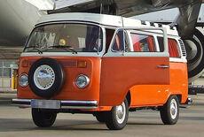VW T2 Westfalia Campingbus Oldtimer