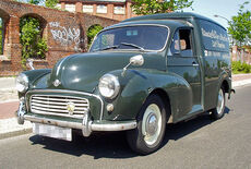 Morris Minor Van Oldtimer