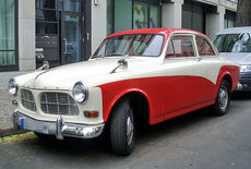 Volvo Amazon Oldtimer