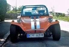 VW HAZ Buggy Oldtimer