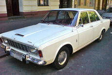 Ford P7A Oldtimer