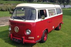 VW T2a Westfalia Bus Oldtimer