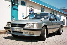 Opel Monza 3.0 E Oldtimer