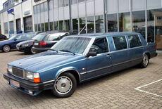 Volvo 760 GLE Oldtimer