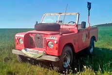 Land Rover 88 Serie III Softtop Oldtimer