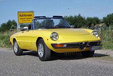 Alfa Romeo Spider 2000 Veloce Oldtimer