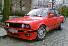 BMW 318 is Oldtimer