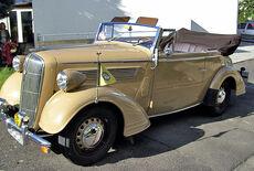 Opel Super-6 Oldtimer
