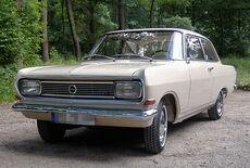 Opel Rekord B Oldtimer