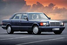 Mercedes-Benz 560 SEL Oldtimer