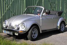VW Käfer Cabrio Oldtimer