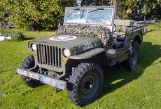 Willys MB Jeep (Hotchkiss M 201) Oldtimer