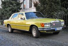 Mercedes-Benz 280 SE (W116) Oldtimer