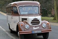 Robur Garant 30K Bus Oldtimer