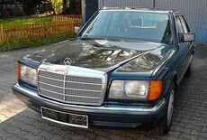 Mercedes-Benz 420 SE Oldtimer