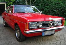 Ford Taunus GXL Coupe Oldtimer
