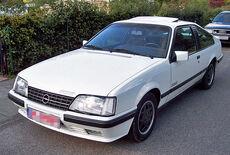 Opel Monza GSE Oldtimer