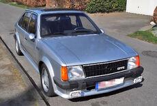 Opel Kadett D GTE Oldtimer