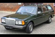 Mercedes-Benz 230 TE (W123) Oldtimer