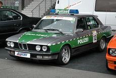 BMW 540i V8 Oldtimer