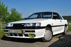 Nissan Sunny Coupe GTI Oldtimer