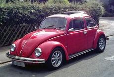 VW Käfer (Typ 1) Oldtimer