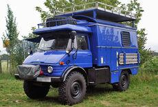 Unimog 406 Oldtimer