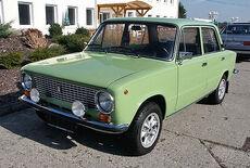 Lada 2101 1200s Oldtimer