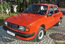 Skoda S 105 Oldtimer