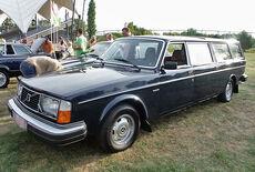 Volvo 265 Transfer Oldtimer