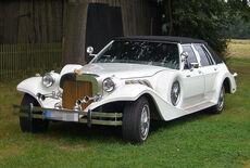 Lincoln Phantom Excalibur Replica Oldtimer
