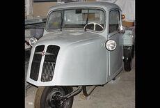 Borgward Pickup Oldtimer